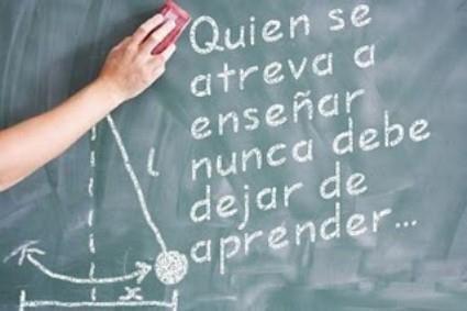 aprender y enseñar